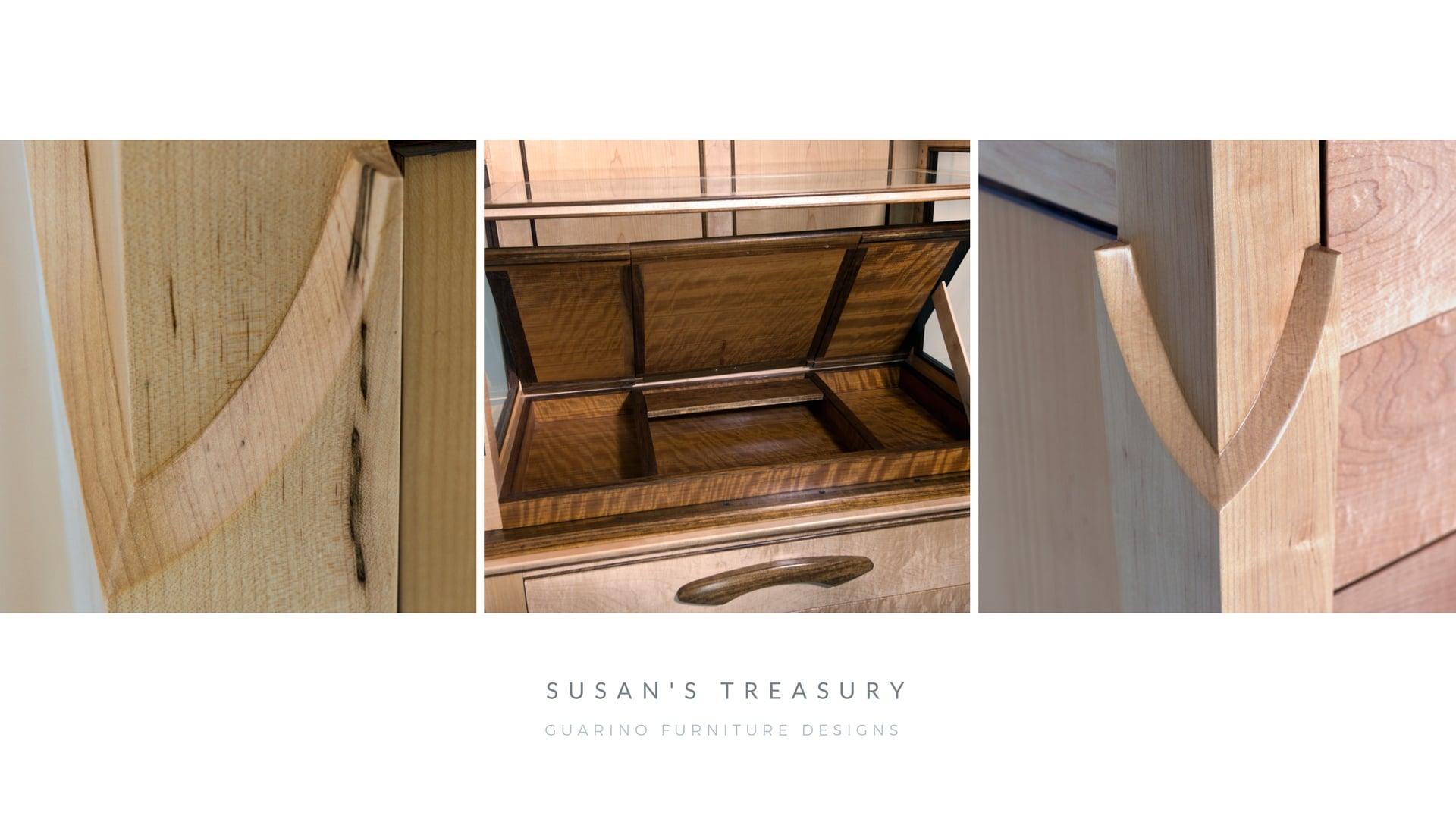 Guarino Furniture Designs Susans Treasury post