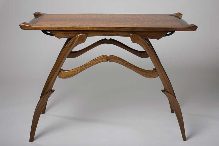 Arabesque featured in Fine Woodworking Magazine